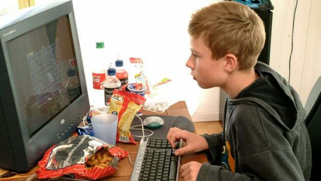 Computersucht betrifft hauptsächlich Jugendliche (Bild: Foto Begsteiger KEG)