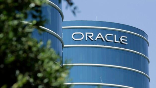Das bisherige Oracle-Hauptquartier in Redwood City, Kalifornien.