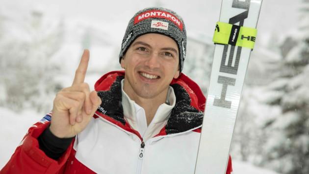 Skicrosser Fredi Berthold ist für den Weltcupauftakt in Arosa bestens gerüstet.