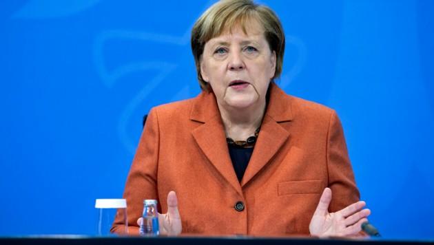 Angela Merkel (Bild: ASSOCIATED PRESS)
