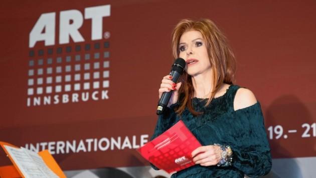 ART-Direktorin Johanna Penz (Bild: Die Fotografen)