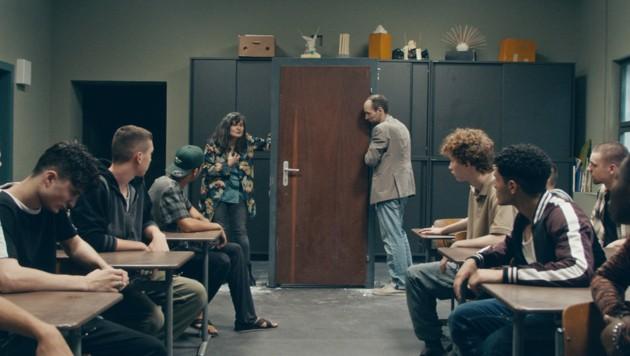 "Arman T. Riahis Film ""Fuchs im Bau"" eröffnet die Diagonale 2021 (Bild: Golden Girls Film)"