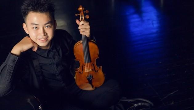 Ausnahmetalent Ziyu He (Bild: Honorar)