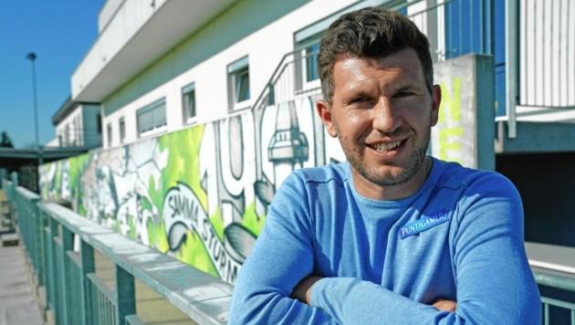 Andreas Schicker würde Sturms Amateure gerne in der Zweiten Liga sehen. (Bild: Pail Sepp)