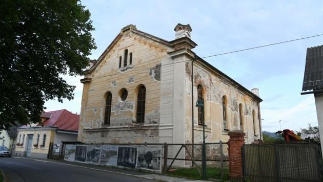 Die Synagoge heute (Bild: Huber Patrick)