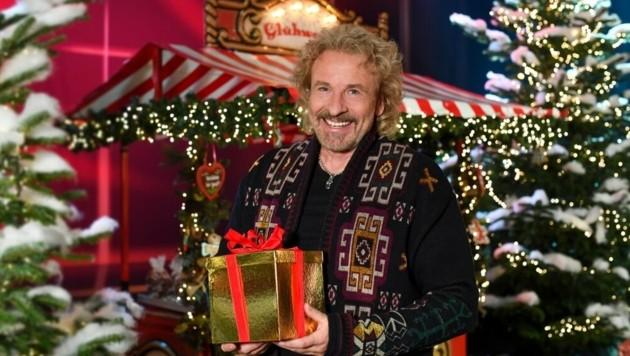 """""""Die Show zum ausgefallenen Jahr"""", am Montag (21.12.20) um 20:15 Uhr im ERSTEN. (Bild: SWR/Wolfgang Breiteneicher)"""
