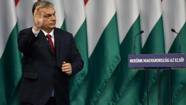 Orban weht eine breite Front politischen Widerstands im eigenen Land entgegen.