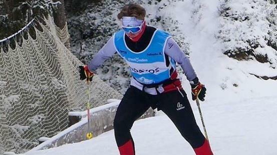 Claudia Purker gehört am Freitag zu den Pionierinnen beim Premierenweltcup in der Ramsau. (Bild: Claudia Purker)