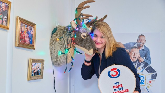 Gabi Hiller , Ö3 Weihnachtswunder 2018