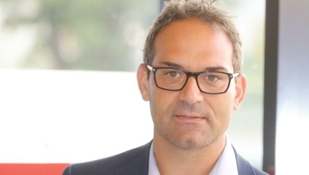 Tirols WK-Präsident Christoph Walser.