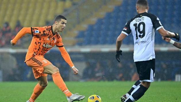 Cristiano Ronaldo (Bild: APA/AFP/Alberto PIZZOLI)