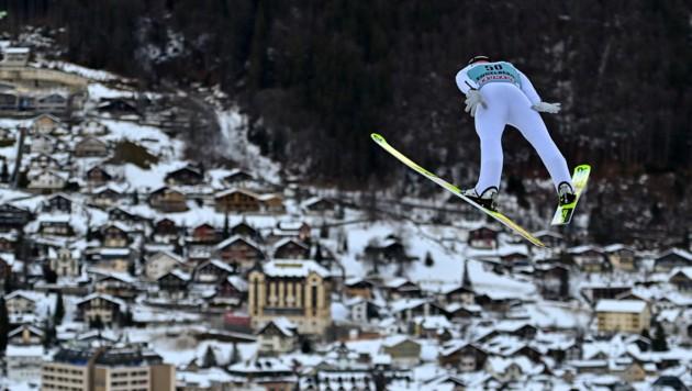 Daniel Huber (Bild: APA/AFP/Fabrice COFFRINI)