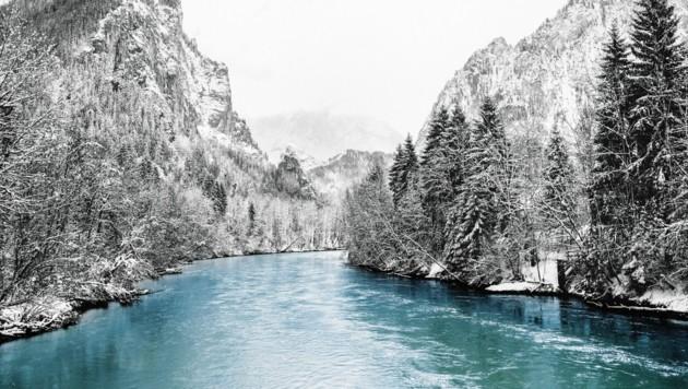 Auch ein gut 19 Kilometer langer Abschnitt der wunderschönen Enns steht auf der Liste der Wissenschafter. (Bild: www.stefanleitner.com)