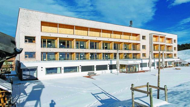Keinerlei Vereinstätigkeiten im Hotel am Hochhäderich konnte die BH bisher feststellen (Bild: Bernd Hofmeister)