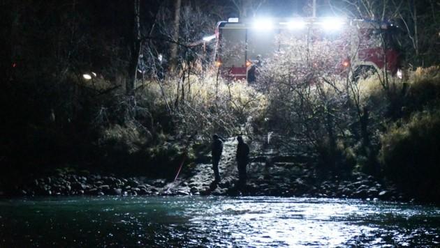 Zwei Fischer hatten die Leiche entdeckt. (Bild: zoom.tirol)