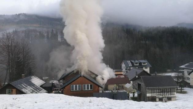 (Bild: Freiwillige Feuerwehr Strassen)