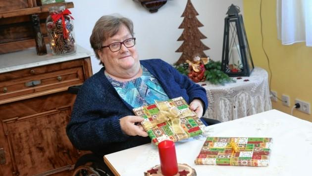 Ein neues Häkelbuch wünschte sich Eva J. aus St. Pölten (NÖ) - ihr Wunsch ging in Erfüllung.