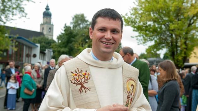 Tröstende Worte von Harald Mattel, Pfarrer in Seekirchen am Wallersee.