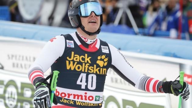 Ende Dezember 2019: Platz 17 in der Abfahrt von Bormio bedeutete für Christopher Neumayer das bis dahin beste Weltcupresultat. Doch ... (Bild: Birbaumer Christof)