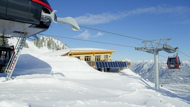 Für das Höfener Skigebiet ist der existenzielle Slalomlauf vorbei.