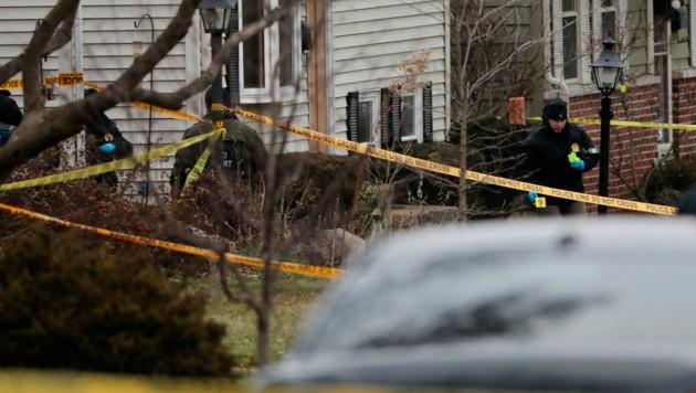 In der US-Stadt Columbus im Budesstaat Ohio ist erneut ein Afroamerikaner von einem Polizisten erschossen worden. (Bild: AP)