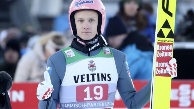 Stand diese Saison zweimal am Weltcupstockerl eines Einzelbewerbs: Daniel Huber