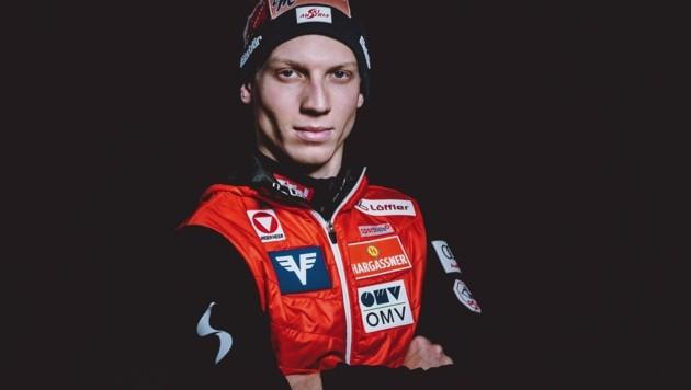 Skispringer Jan Hörl (Bild: EXPA/ JFK)