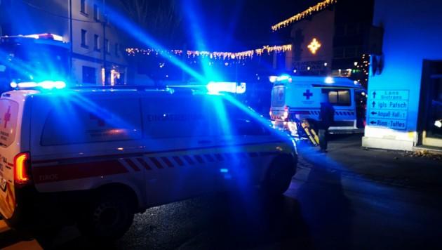 Der folgenschwere Unfall hatte sich am 23. Dezember ereignet. (Bild: zeitungsfoto.at)