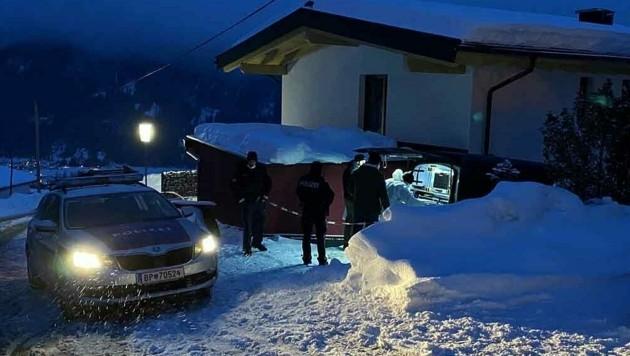 Beamte fanden die toten Kinder am Montagnachmittag, nachdem die Schwester der Mutter Alarm geschlagen hatte. (Bild: zeitungsfoto.at)