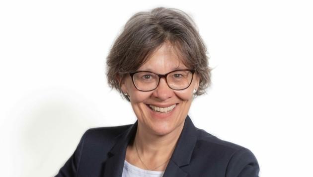 Doris Mandel (53) forschte an der Fachhochschule Oberösterreich.