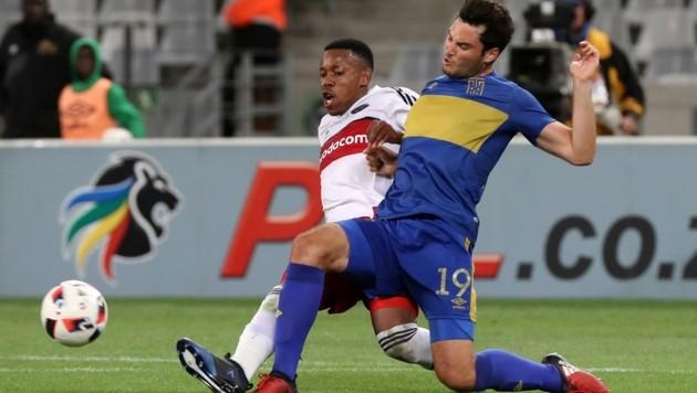 Vier Jahre lang für Cape Town City FC in Südafrika. Jetzt beendet Roli Putsche seine Karriere. (Bild: Cape Town City FC)