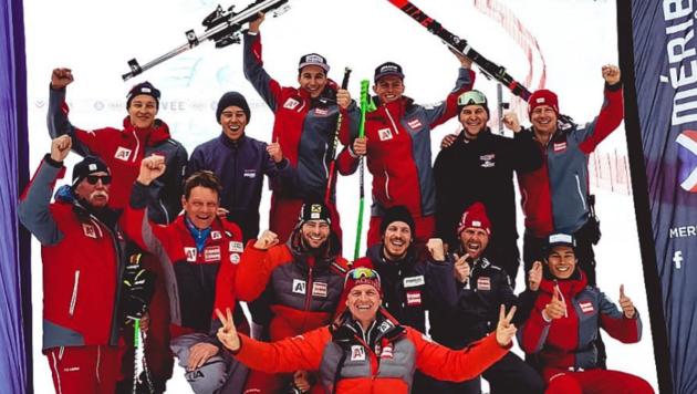 (Bild: Österreichischer Skiverband)