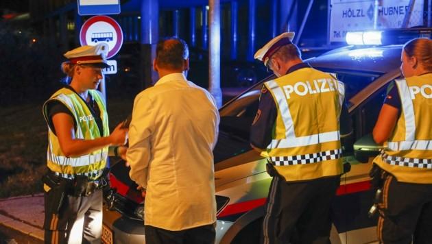 Die Polizei wird die Ausgangsbeschränkungen kontrollieren. (Bild: Tschepp Markus)