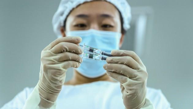 Der Impfstoff soll einen mehr als 79-prozentigen Schutz vor Covid-19 bieten.