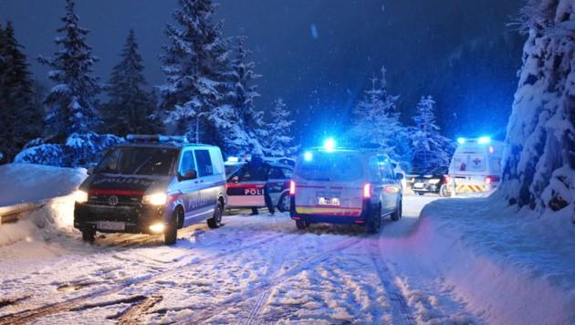 Bei einem Unfall in Tux wurde eine Frau verletzt. (Bild: zoom.tirol)