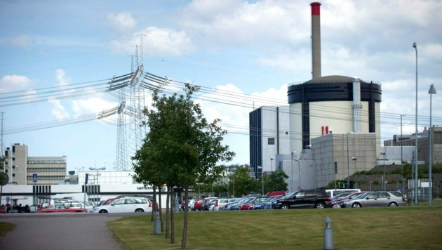 Das schwedische Kernkraftwerk Ringhals (Bild: AFP PHOTO / BJORN LARSSON ROSVALL)