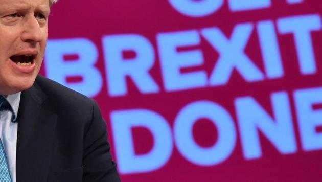 Viereinhalb Jahre nach dem Referendum um den Verbleib in der EU ist Großbritannien unter Premierminister Boris Johnson nun endgültig aus der Staatengemeinschaft ausgetreten. (Bild: AFP/Ben STANSALL)