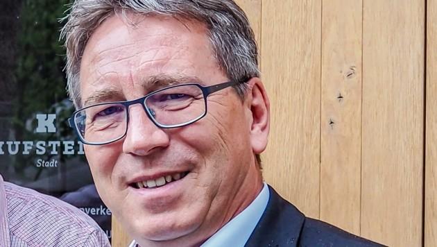 Kufsteins Bürgermeister Martin Krumschnabel. (Bild: Berger Hubert)