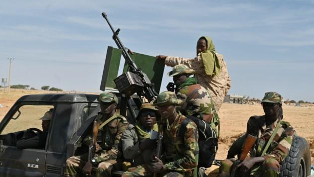 (Bild: APA/AFP/Issouf SANOGO)
