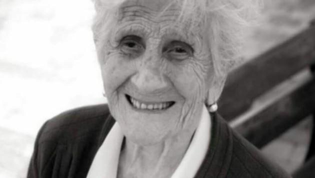 Fiorina Fiorelli hat 1918 die Spanische Grippe überlebt.