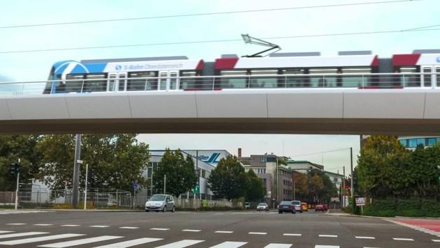 Linzer Stadtbahn steht immer noch im Nirgendwo