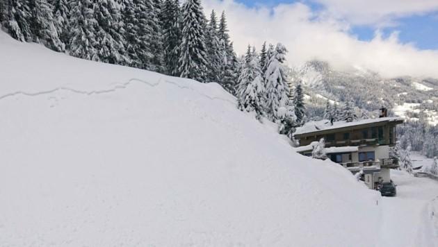 Hangrutsche wie hier in St. Jakob in Osttirol gab es zuletzt viele. (Bild: Klaus Niederwanger)