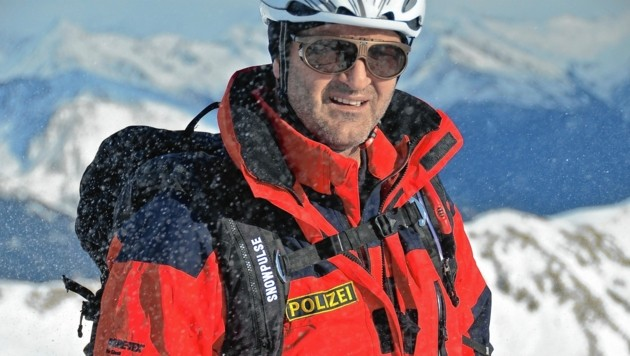 Nach 30 Jahren bei der Alpinpolizei konzentriert sich Sepp Brandner jetzt noch mehr auf sein Amt als Bürgermeister. (Bild: Helmut Weixelbraun)