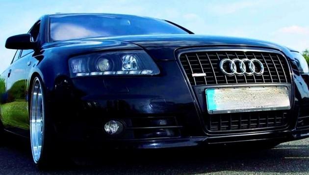 Mit so einem Audi war der mutmaßliche Schlepper auf Tour. (Bild: Grammer Karl)