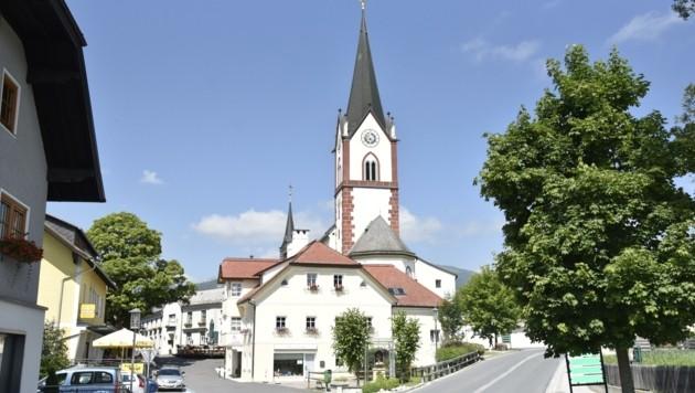 Die Freude ist auch in Mariapfarr groß, jedoch bleibt Bürgermeister Andreas Kaiser (ÖVP) vorsichtig. (Bild: Holitzky Roland)