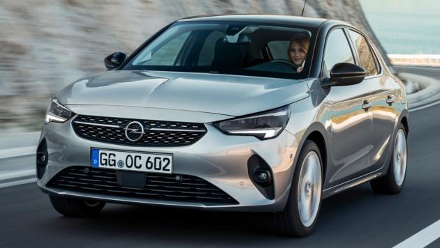 Der Opel Corsa ist brandneu (Bild: Opel)