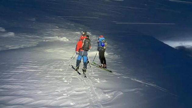 (Bild: Bergrettung Bad Eisenkappel)