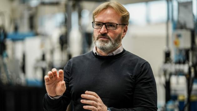 Thomas Bründl ist als Starlim-Chef allein in Österreich für 1000 Mitarbeiter verantwortlich. (Bild: Markus Wenzel)