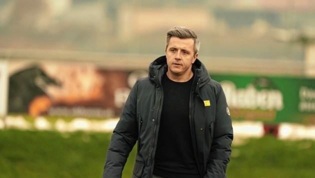 Lafnitz-Trainer Philipp Semlic (Bild: Sepp Pail)