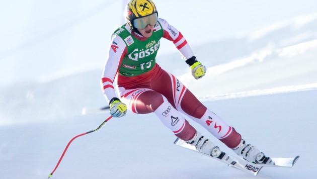 Nina Ortlieb (Bild: APA/EXPA/ STEFAN ADELSBERGER)